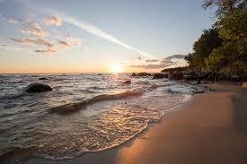 Lake Winnipeg eastern shoreline