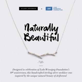 Hilary Druxman necklace