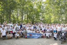Lake Winnipeg Walk for Water