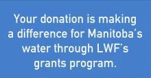 Lake Winnipeg grants LWF
