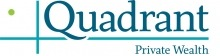 The Quadrant Private Wealth logo